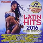 Latin Hits 2016 Club Edition