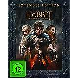 Der Hobbit 3 - Die Schlacht der fünf Heere - Extended Edition + 2 Bonus-Blu-rays - inkl. Digital Ultraviolet