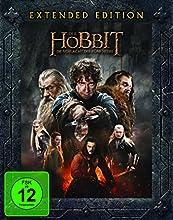 Der Hobbit 3 - Die Schlacht der fünf Heere - Extended Edition  (+ 2 Bonus-Blu-rays) (inkl. Digital Ultraviolet)