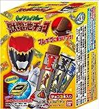 キョウリュウジャー 獣電池チョコ 14個入 BOX (食玩)
