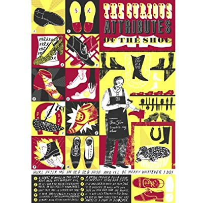 The Curious Attributes of the Shoe by Alice Pattullo||EVAEX