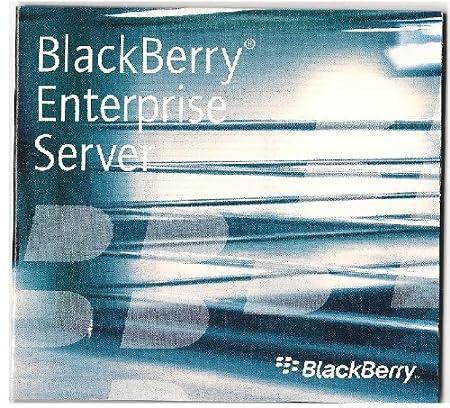 rim blackberry enterprise server 4.1 for microsoft exchange-20 user