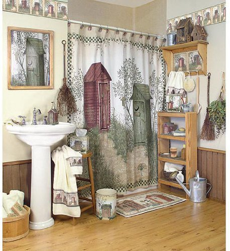 Outhouse Bathroom Decor Net Surfer Guide