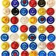 Beyblade PERFORMANCE TIPS Variety Pack, 35pcs Kit, Randomized