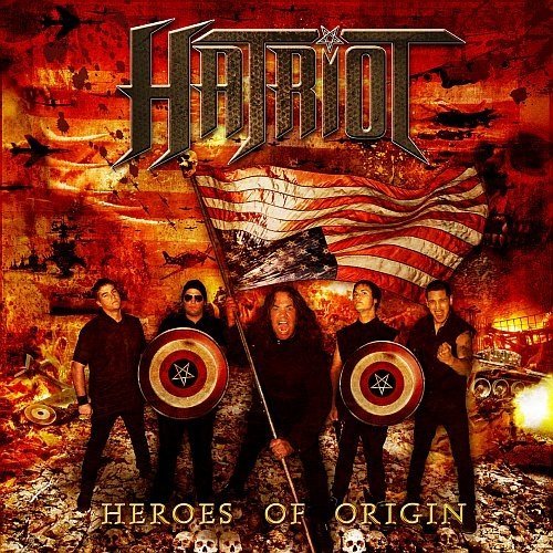Hatriot-Heroes Of Origin-CD-2013-211 Download