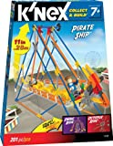 K'nex Micro Amusment Pirate Ship Building Set