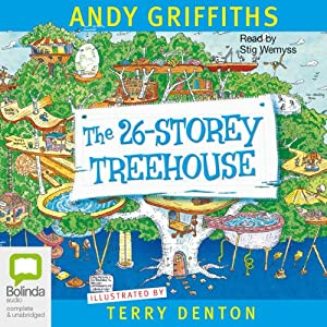 26 Storey Treehouse | [Andy Griffiths]