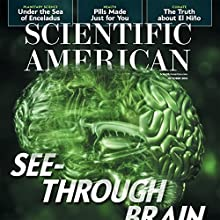 Scientific American, October 2016 Periodical by Scientific American Narrated by Mark Moran