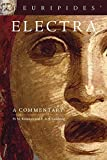 img - for Euripides' Electra: A Commentary (Oklahoma Series in Classical Culture Series) Bilingual edition by Roisman, Hanna M., Luschnig, C. A. E. (2011) Paperback book / textbook / text book