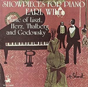 Showpieces for Piano: Music of Liszt, Herz, Thalberg, and Godowsky