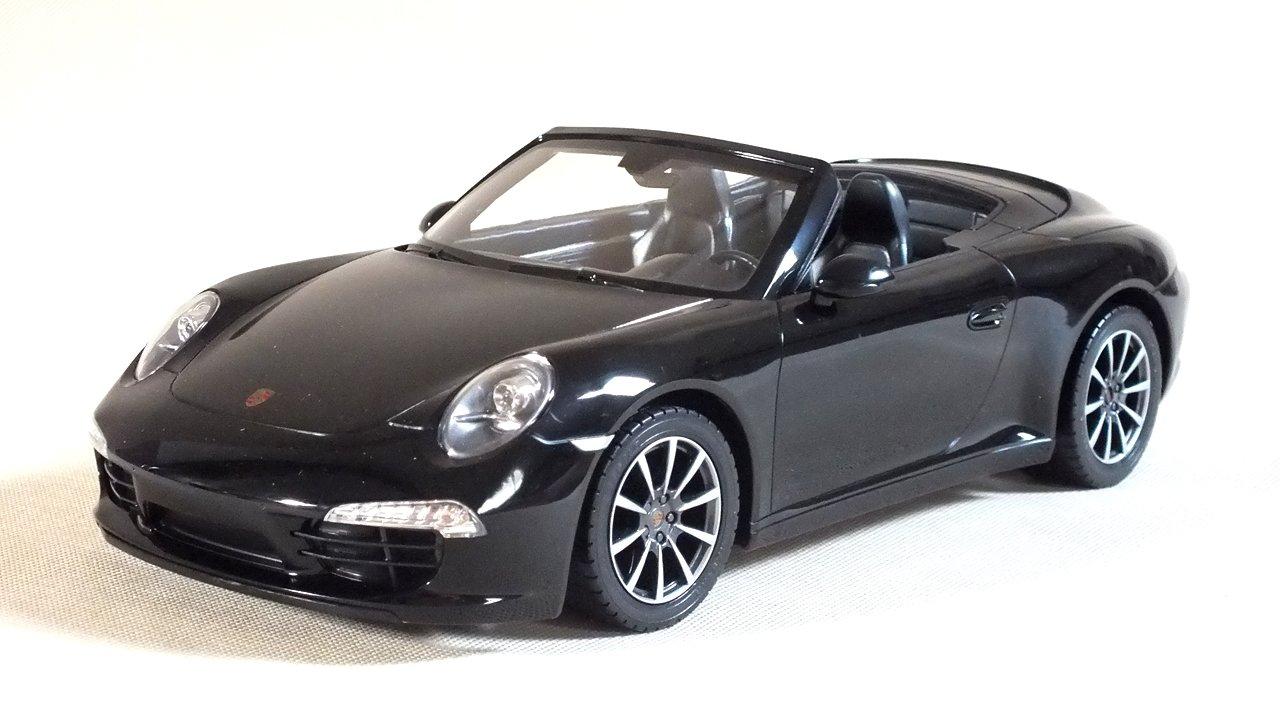 Brigamo 432 – Komplettset inkl. Batterien! Porsche 911 Carrera S Cabrio Modellauto, 1:12 Ferngesteuertes Auto, RC Auto mit Fernsteuerung bestellen