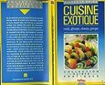 Cuisine exotique creole africaine chi...