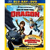 How to Train Your Dragon (Two-Disc Blu-ray/DVD Combo + Dragon Double Pack) [Blu-ray] ~ Jay Baruchel