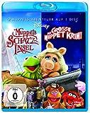 Muppets - Die Schatzinsel / Der große Muppet Krimi [Blu-ray]