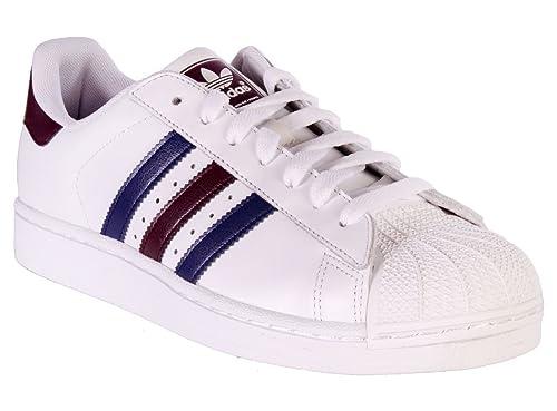 Adidas Superstar Maroon