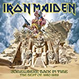Somewhere Back in Time by Iron Maiden (2008-07-01)