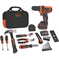Black & Decker 12V Cordless Lithium-Ion 56 Pc. Project Kit