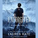 Unforgiven Audiobook by Lauren Kate Narrated by Justine Eyre