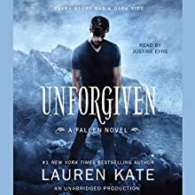 Unforgiven (       UNABRIDGED) by Lauren Kate Narrated by Justine Eyre