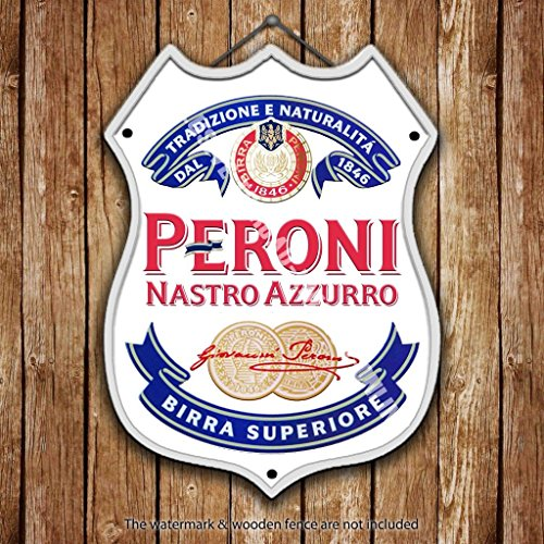 peroni-label-nastro-azzurro-lager-beer-advertising-bar-old-pub-drink-pump-badge-brewery-cask-keg-dra
