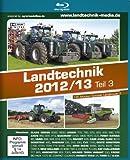 Image de Landtechnik 2012/13 - Teil 3 [Blu-ray] [Import allemand]