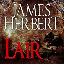 Lair: The Rats Series, Book 2 Audiobook by James Herbert Narrated by David Rintoul