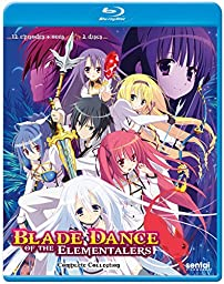 Blade Dance of the Elementalers [Blu-ray]