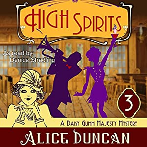 High Spirits Audiobook