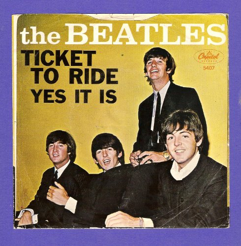 The Beatles - Ticket to Ride [Single] - Zortam Music