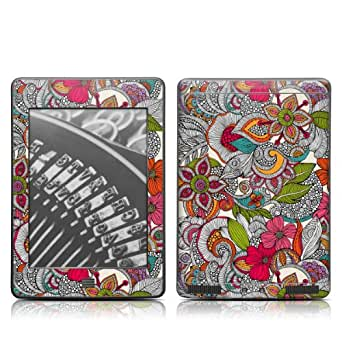 Decalgirl Skin per Kindle Touch, Scarabocchi colorati