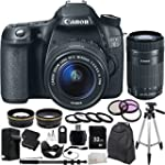 Canon EOS 70D DSLR Camera with 18-55m...