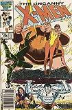 The Uncanny X-Men #206 Vol. 1 June 1986
