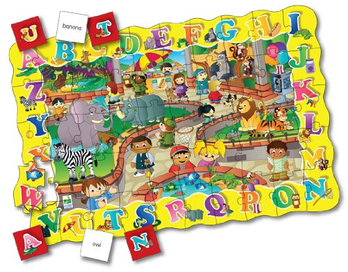Cheap Fun The Learning Journey Puzzle Doubles Find It! ABC Floor Puzzle (B000EYF8EA)