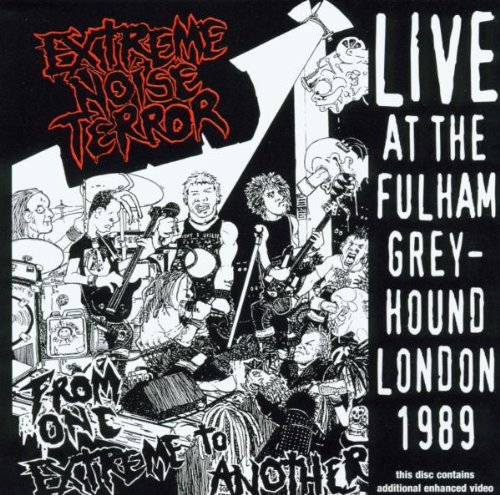 Live at the Fulham Greyh