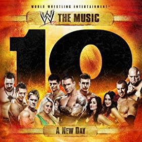 WWE The Music - A New Day, Volume 10 (Amazon MP3 Exclusive)
