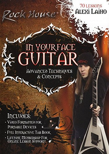 In Your Face Guitar: Advanced Techniques & Concepts [Instant Access]