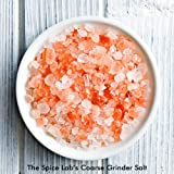 The Spice Labs 1 kilo - Premium (Food Grade) Himalayan Crystal Sea Salt Pink (Coarse)
