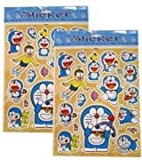 Doraemon Sticker - 2 Sheet Doraemon stickers set