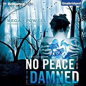 No Peace for the Damned - Megan Powell