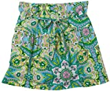 K.C. Parker Girls 7-16 Big Girls Printed Cotton Skort