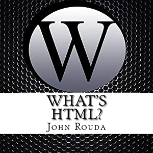 What's HTML? Audiobook