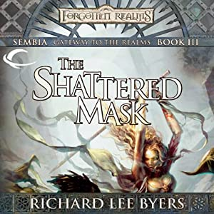 The Shattered Mask Audiobook
