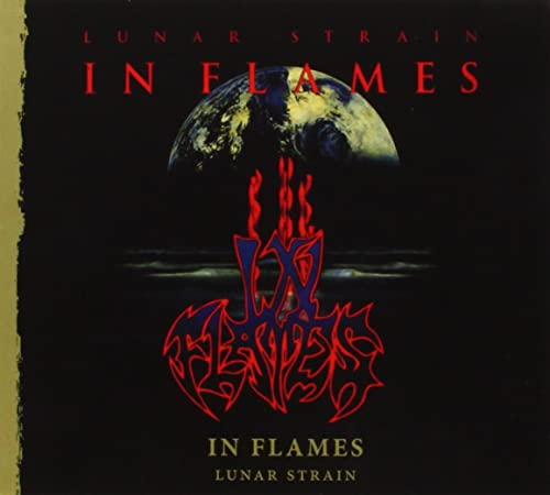 In Flames - Lunar Strain (Re-Issue 2014)