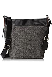 ellington Paige Wool Cross Body Bag