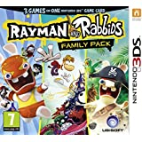 Rayman and Rabbids Family Pack (Nintendo 3DS)