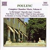 Musique de chambre (Intégrale - Volume 4