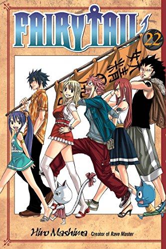 Fairy Tail 22 [Mashima, Hiro] (Tapa Blanda)