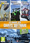 Coffret Les Grands Jeux Giants Softwa...