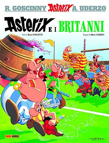 Asterix e i britanni 8 PDF