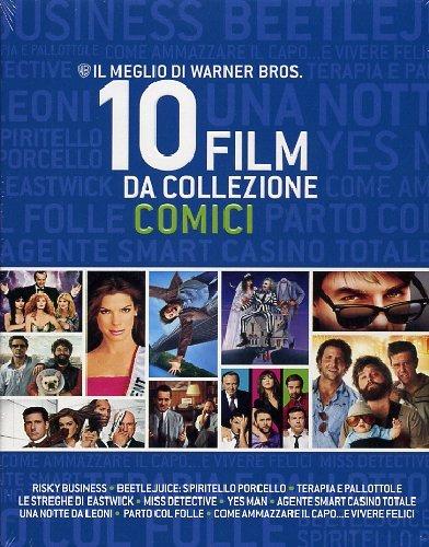 Il meglio di Warner Bros. - 10 film da collezione - Comici [Blu-ray] [IT Import]